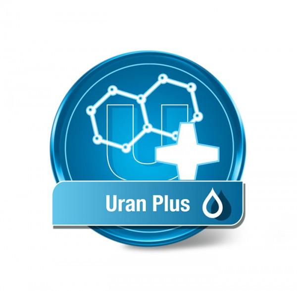 Uran Plus Wassertest