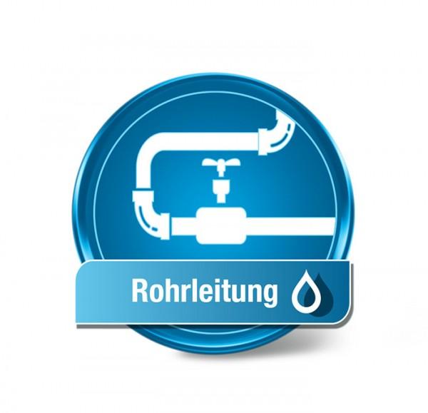 Wasseranalyse Rohrleitung