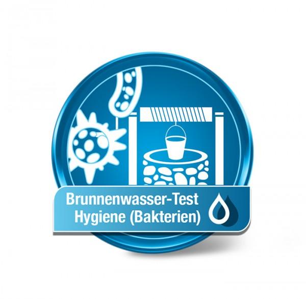 Brunnenwassertest Bakterien
